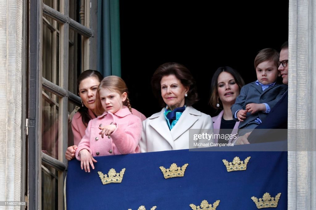 Swedish King's Birthday : News Photo
