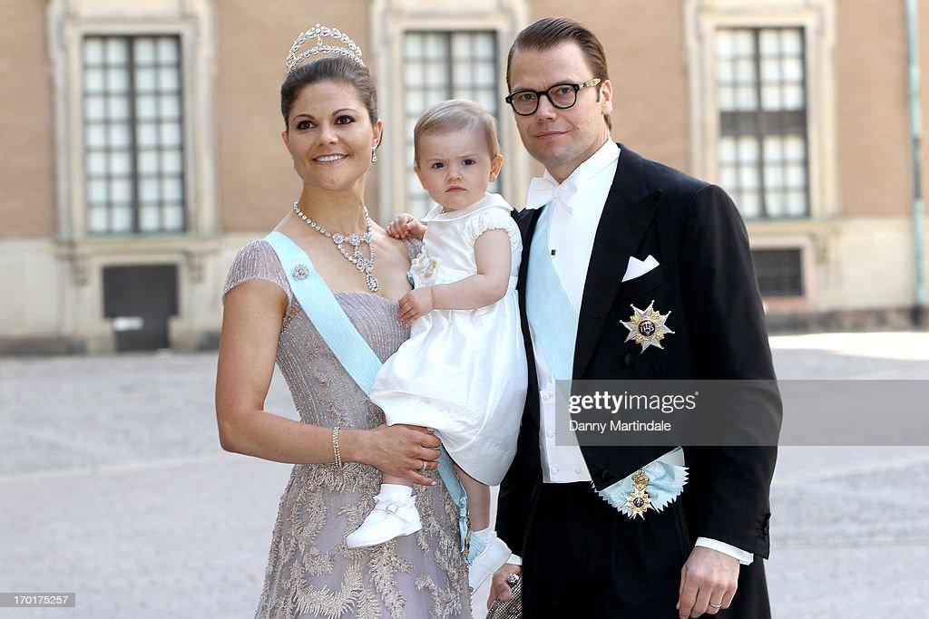 The Wedding Of Princess Madeleine & Christopher O'Neill : ニュース写真