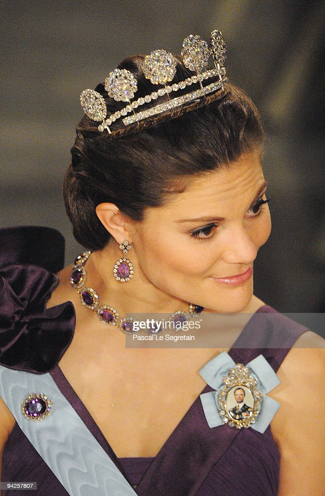 Nobel Prize Banquet 2009 : News Photo