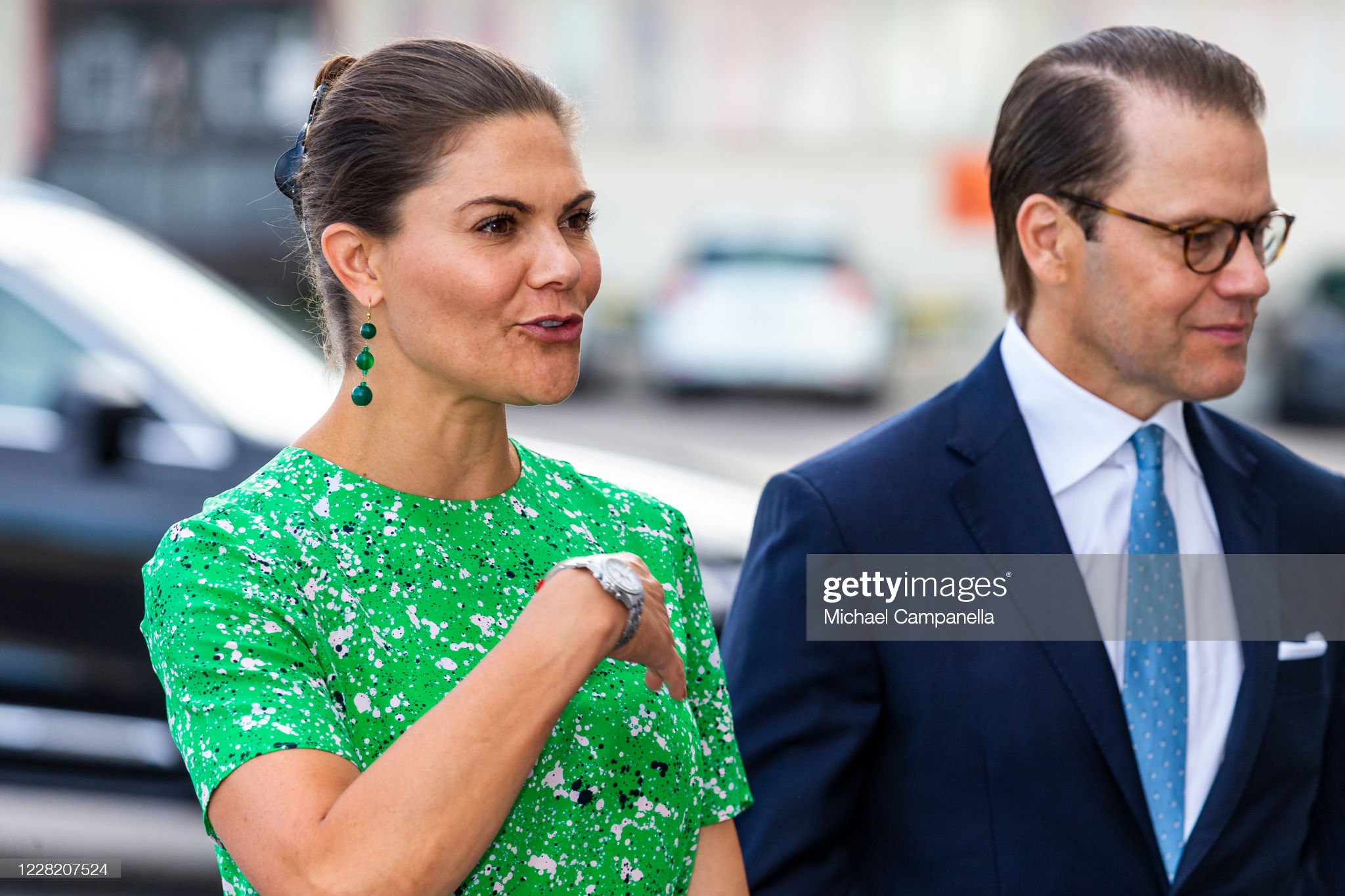 crown-princess-victoria-of-sweden-visits-the-artist-organization-on-picture-id1228207524