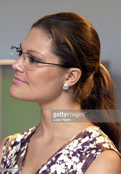 Crown Princess Victoria Of Sweden Visits The Electrolux Design Centre In Sydney During Her Visit Taking Part In 'Swedish Style In Australia'