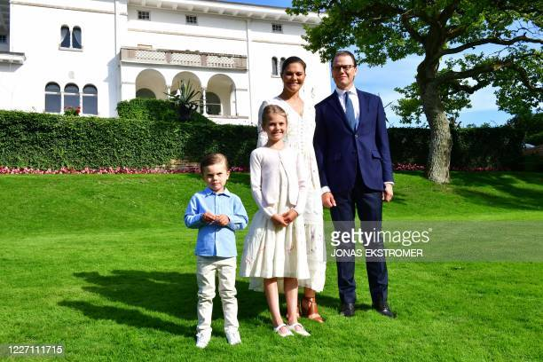 SWE: Prince Oscar of Sweden Turns 5 Years Old