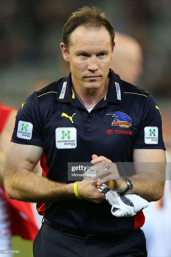 AFL Rd 18 - Collingwood v Adelaide