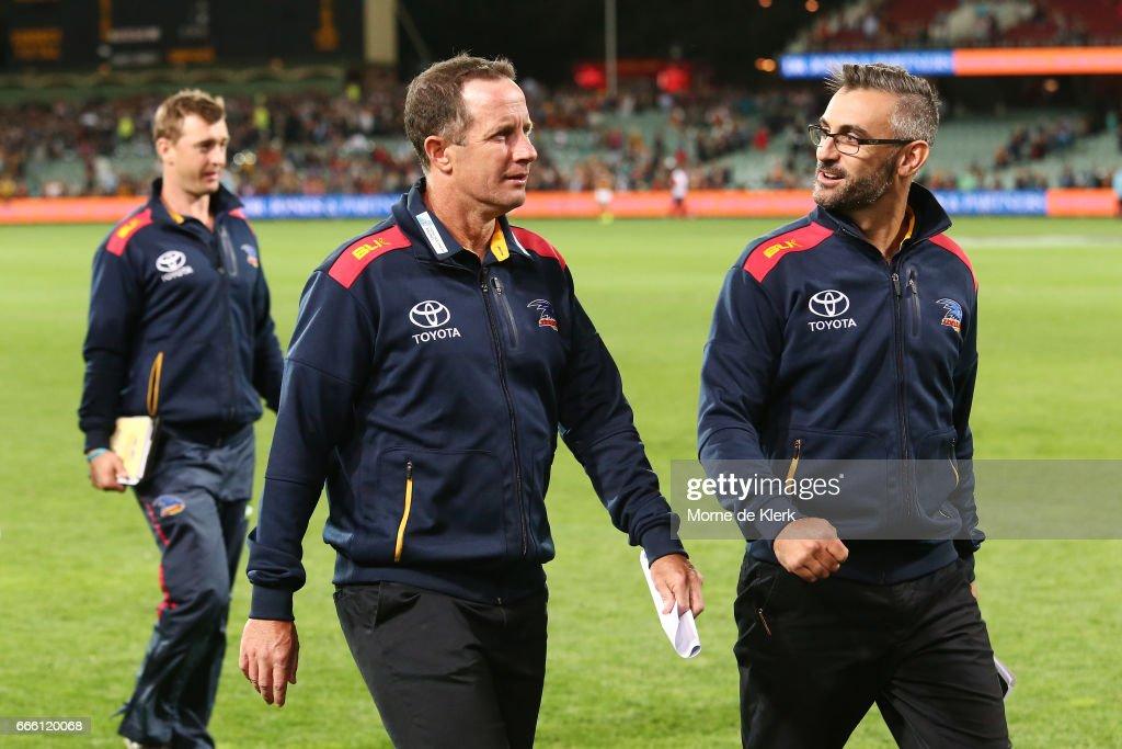 AFL Rd 3 - Port Adelaide v Adelaide