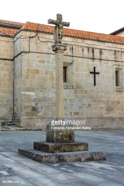 Cruceiro - Clarisas convent at Monforte de Lemos