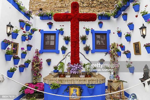 Cruces de Mayo Festival.