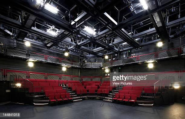 Crucible Theatre Norfolk Street Sheffield South Yorkshire United Kingdom Architect Burrell Foley Fischer Crucible Theatre Burrell Foley Fischer...