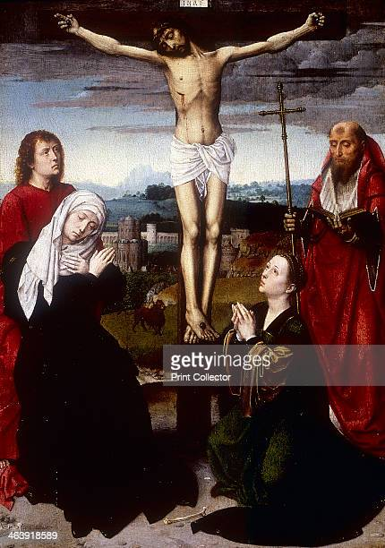 'Crucifixion' early 16th century From the Metropolitan Museum New York