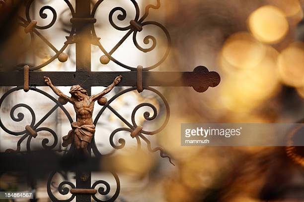 crucifixion - jesus christ stock pictures, royalty-free photos & images