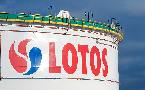 Lotos Group Oil Refinery Photos And Images Getty Images