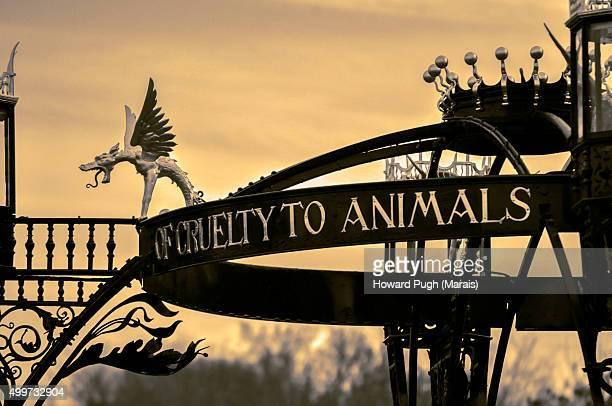 Cruelty to Animals Monument