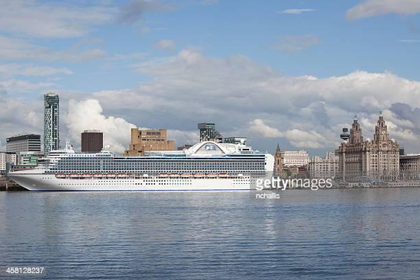 Cruise Liner Crown Princess