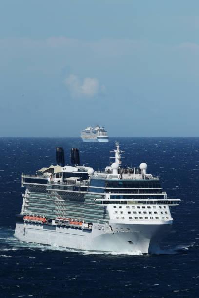 AUS: Cruise Ships Depart New South Wales Amid Coronavirus Crisis