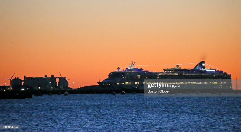Boston Daily Life Pictures Getty Images - Cruise ships out of boston