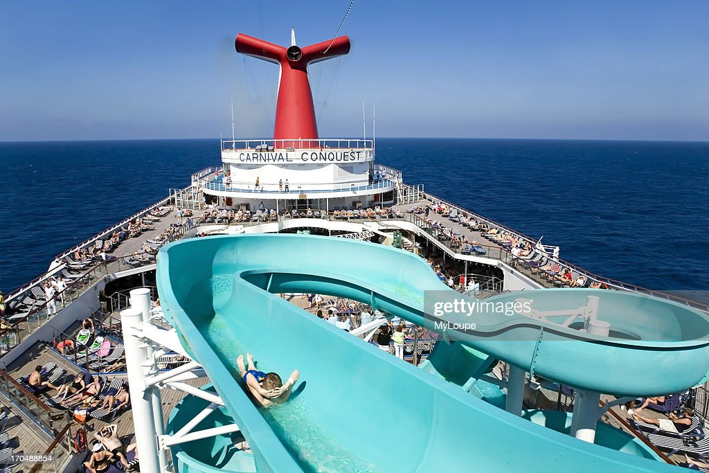 Lido Deck On Cruise Ship Pictures Getty Images - Cruise ship slide