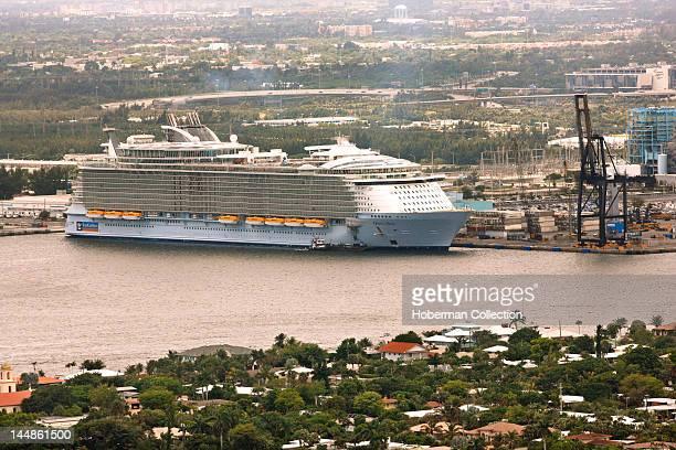Cruise Ship Oasis of the Seas Florida