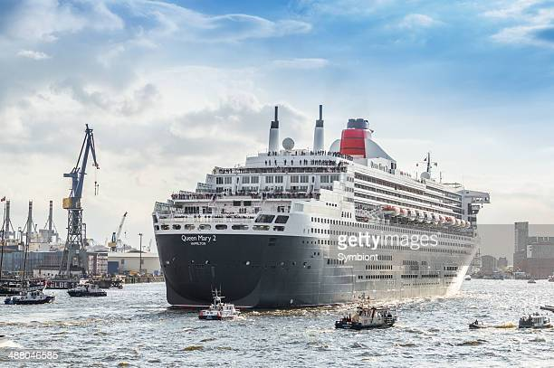 Schiff Queen Mary 2