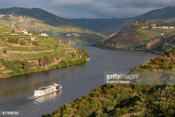 Cruise through vineyards of the Douro Valley