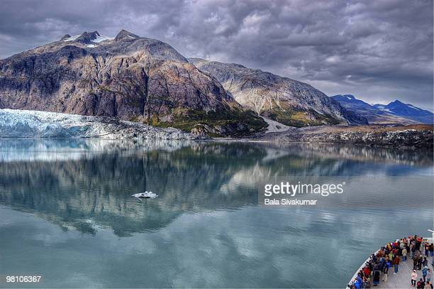 Cruisers meet Alaska