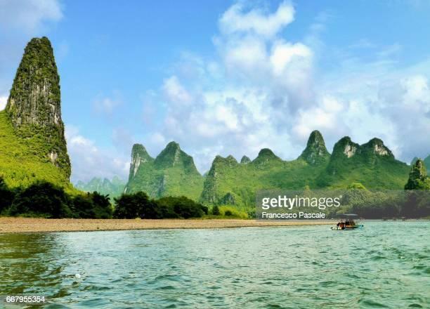 Cruising Li River