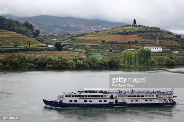 Cruising the Douro River