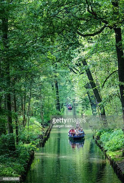 Kreuzfahrt durch die Spreewald
