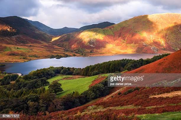 Crummock Water, Sunrise, Lake District, Cumbria, England