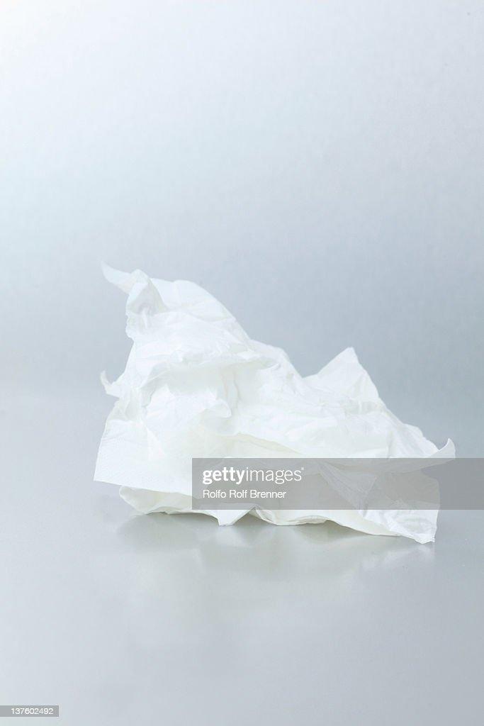 Crumple : Stock Photo