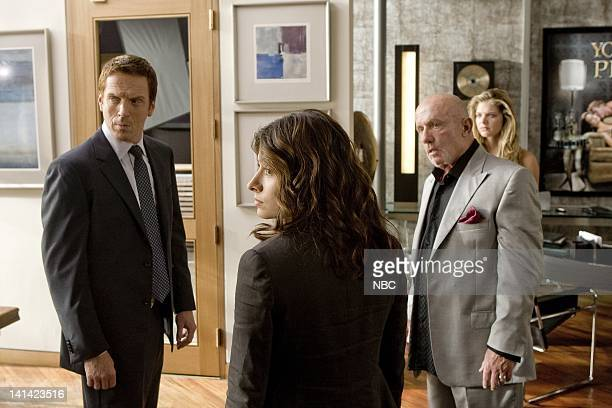 LIFE Crushed Episode 5 Aired Pictured Damian Lewis as Charlie Crews Sarah Shahi as Dani Reese Jonathan Banks as Nathan Gray Photo by Paul...