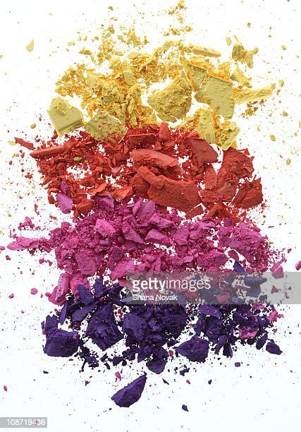 Crushed Eyeshadow Pigments