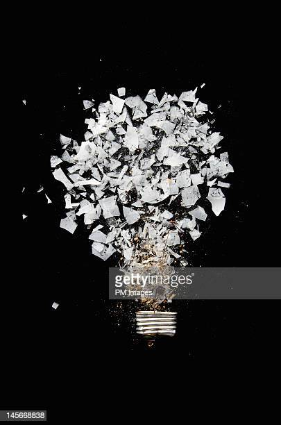Crushed Lightbulb