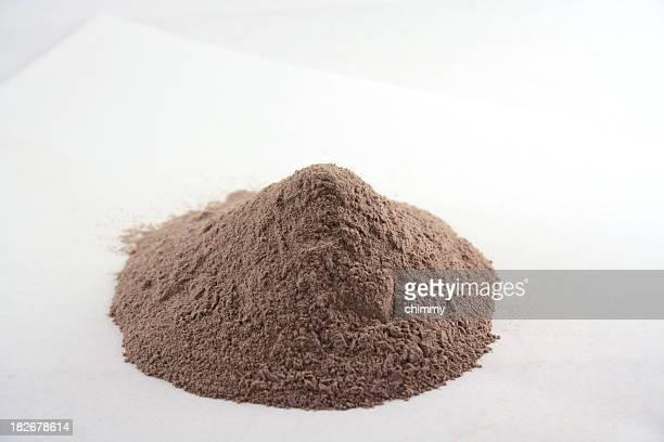 Schiacciato polvere