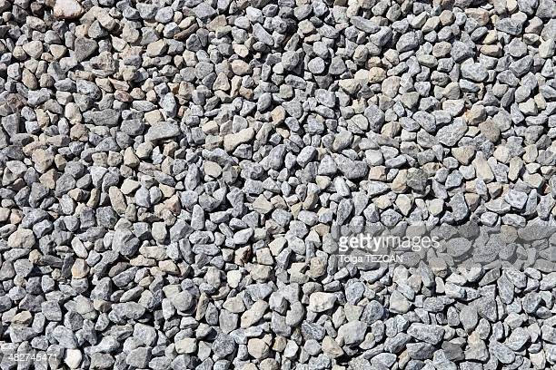 crushed rock - gravel stock pictures, royalty-free photos & images