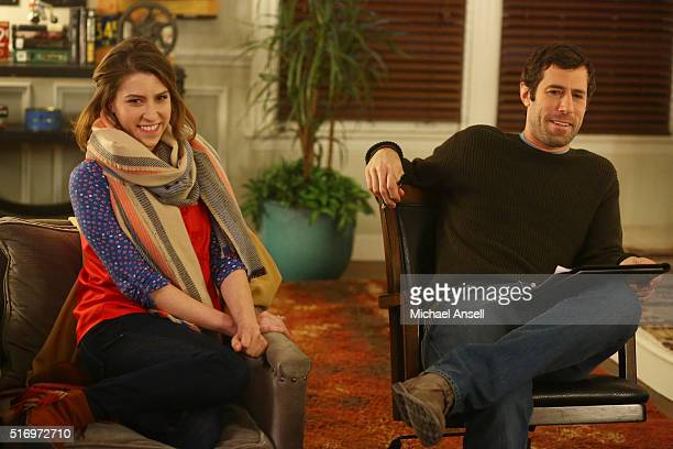THE MIDDLE Crushed Sue develops a huge crush on one of her college professors and goes to extremes to get him to notice her and Frankie and Mike...