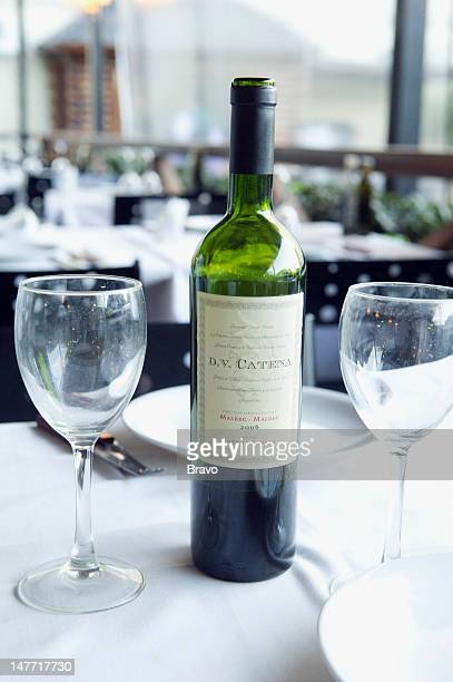 PLATES Cry for Me Argentina Episode 109 Pictured Malbec wine from Argentina in Buenos Aires Argentina in 2011
