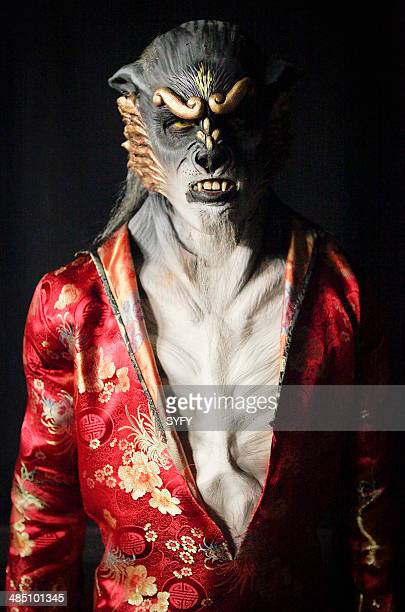 OFF 'Cry Wolf' Episode 614 Pictured Makeup by Rashaad Santiago