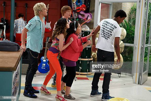 AUSTIN ALLY 'Crybabies Cologne' Trent asks Ally to write him a song so he can become famous like Austin however when they find out Trent stole the...