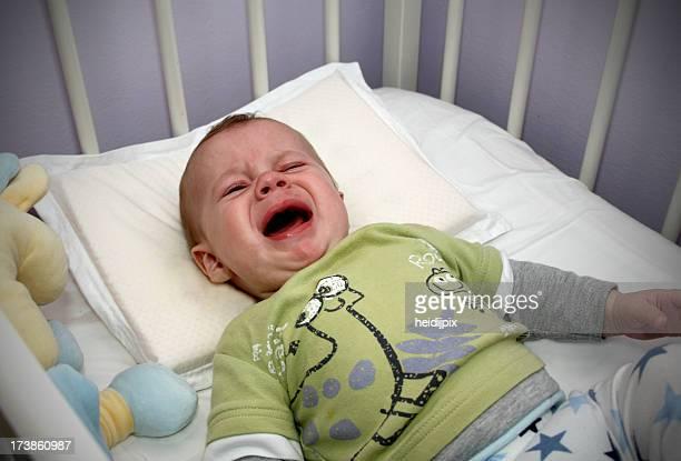 Pleurer bébé