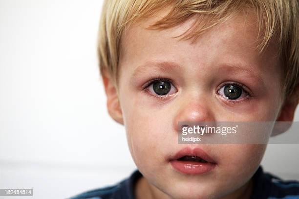 Chorar rapaz