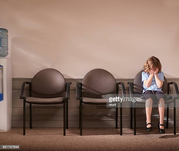 crying schoolgirl - schoolgirl stock pictures, royalty-free photos & images