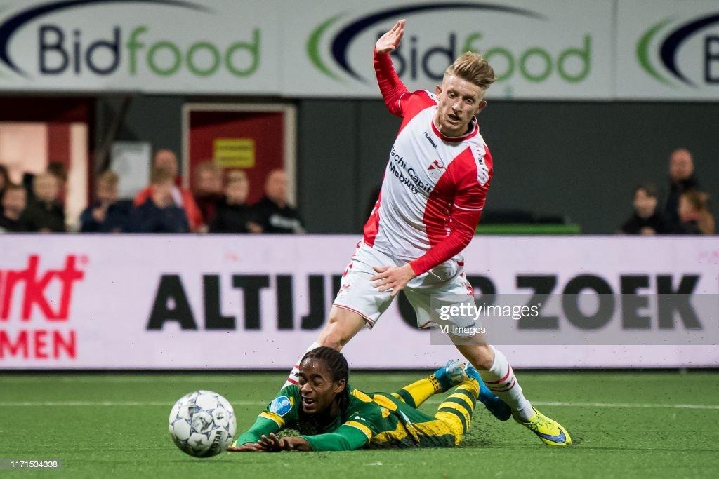 """Dutch Eredivisie""""FC Emmen v ADO Den Haag"""" : News Photo"""