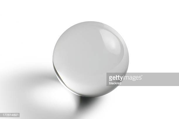 crystal ball - drinking glass stock pictures, royalty-free photos & images