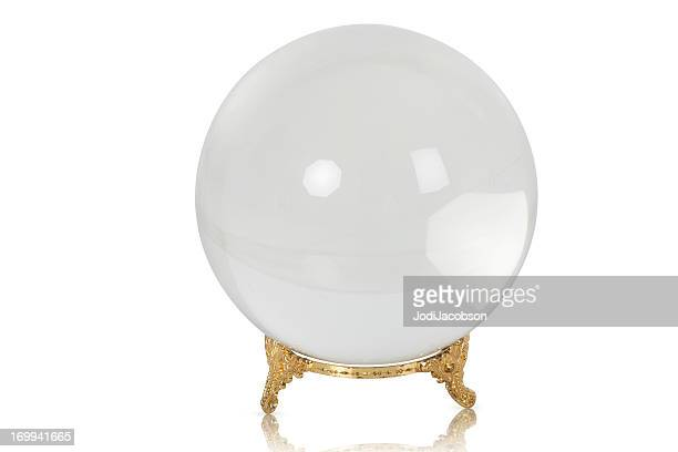 Crystal Ball- What will the future bring