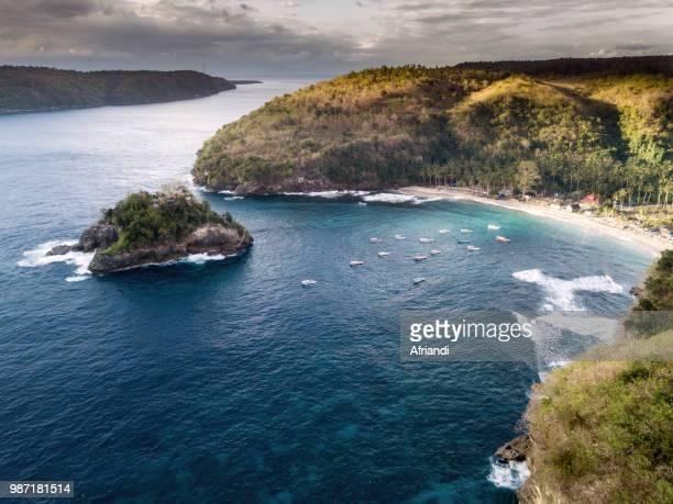 Crystal Bay, Nusa Penida Island