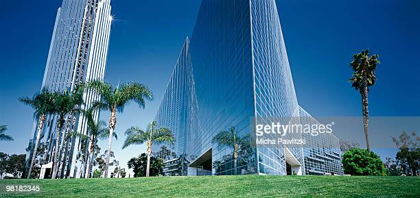 crystal cathedral in los angeles, usa - crystal cathedral stock pictures, royalty-free photos & images