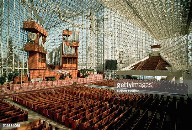 crystal cathedral - crystal cathedral stockfoto's en -beelden