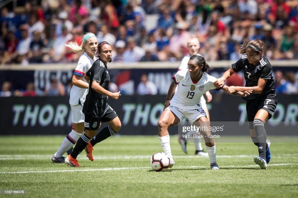 United States Women's National Team v Mexico : International Friendly : News Photo
