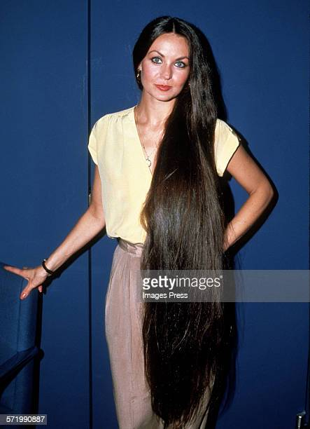 Crystal Gayle circa 1980s in New York City