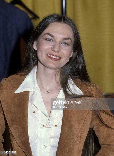 Crystal Gayle during Crystal Gayle in Concert at Astrodome in Houston Texas United States