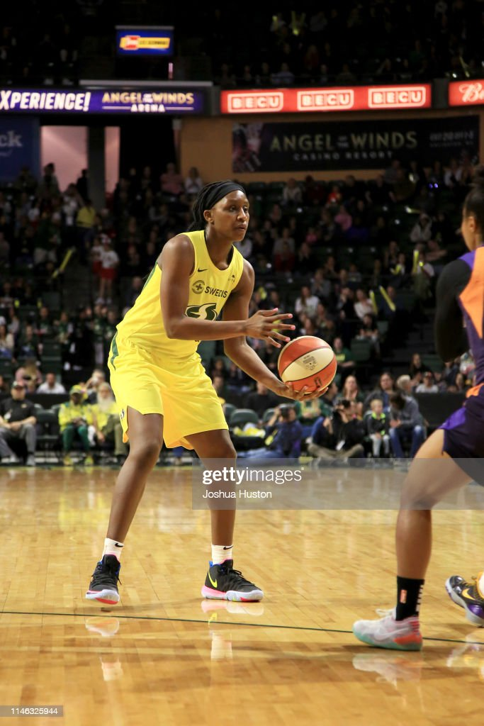 WA: Phoenix Mercury v Seattle Storm